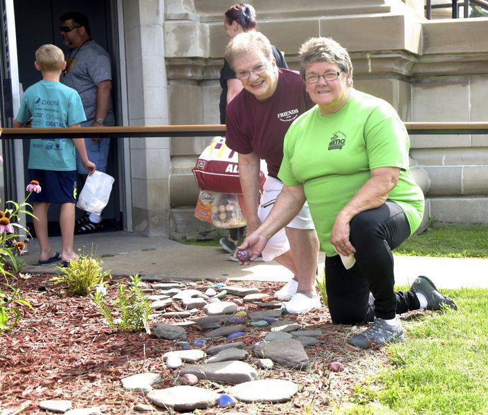 Butterfly garden springs from disorder with help of Master Gardeners