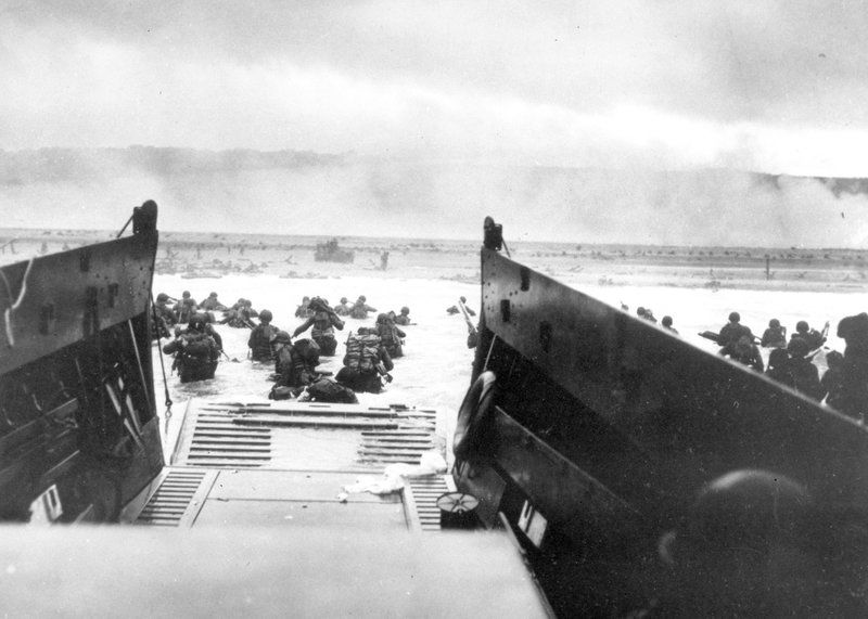 D-Day Remembered: A soldier's journey