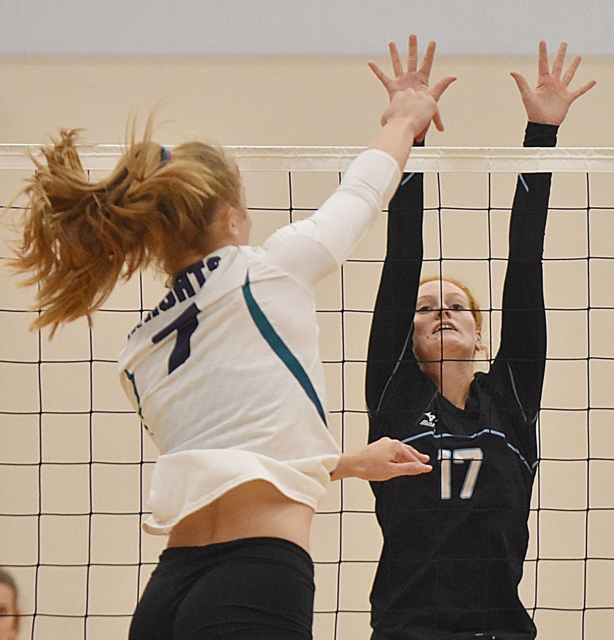 Northeast volleyball