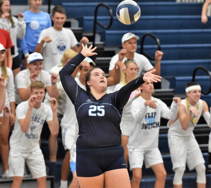 Prep Report: Area teams hit the net in Thursday night action