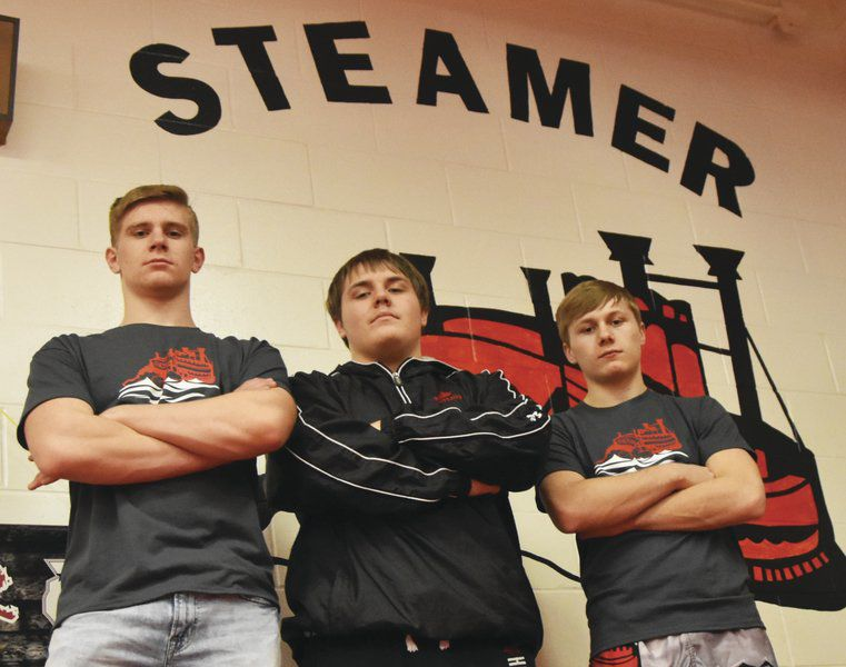 Steamers head to state with Few Nerves