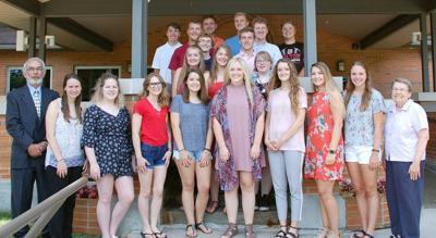 Students earn scholarships