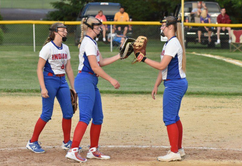 Indians lose battle to state champs