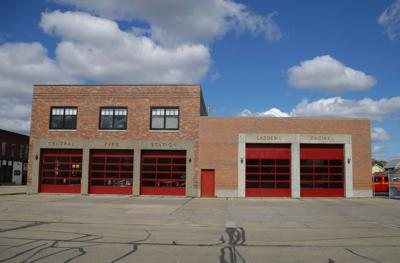 central fire station, clinton