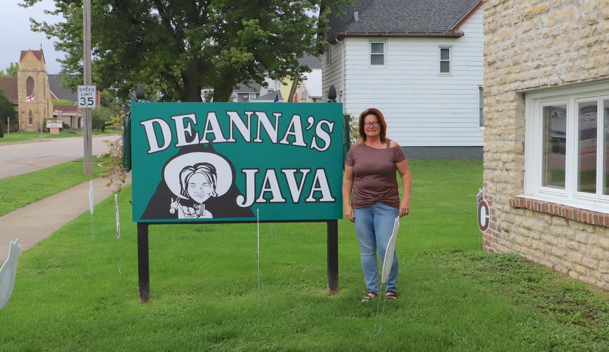 Deanna S Opens Third Java Location Gallery Clintonherald Com