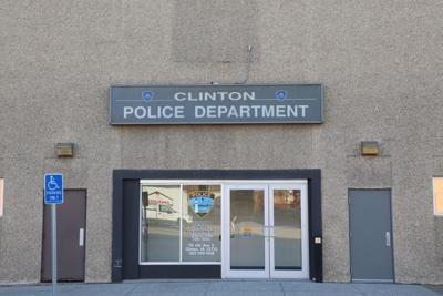 clinton police department