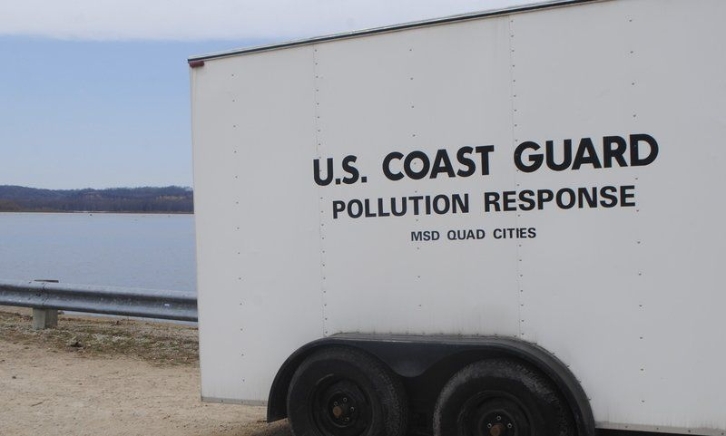 Coast Guard concludes Mississippi River cleanup
