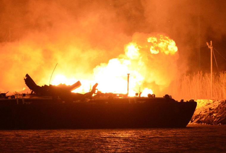 Fuel Barge Explosion-3