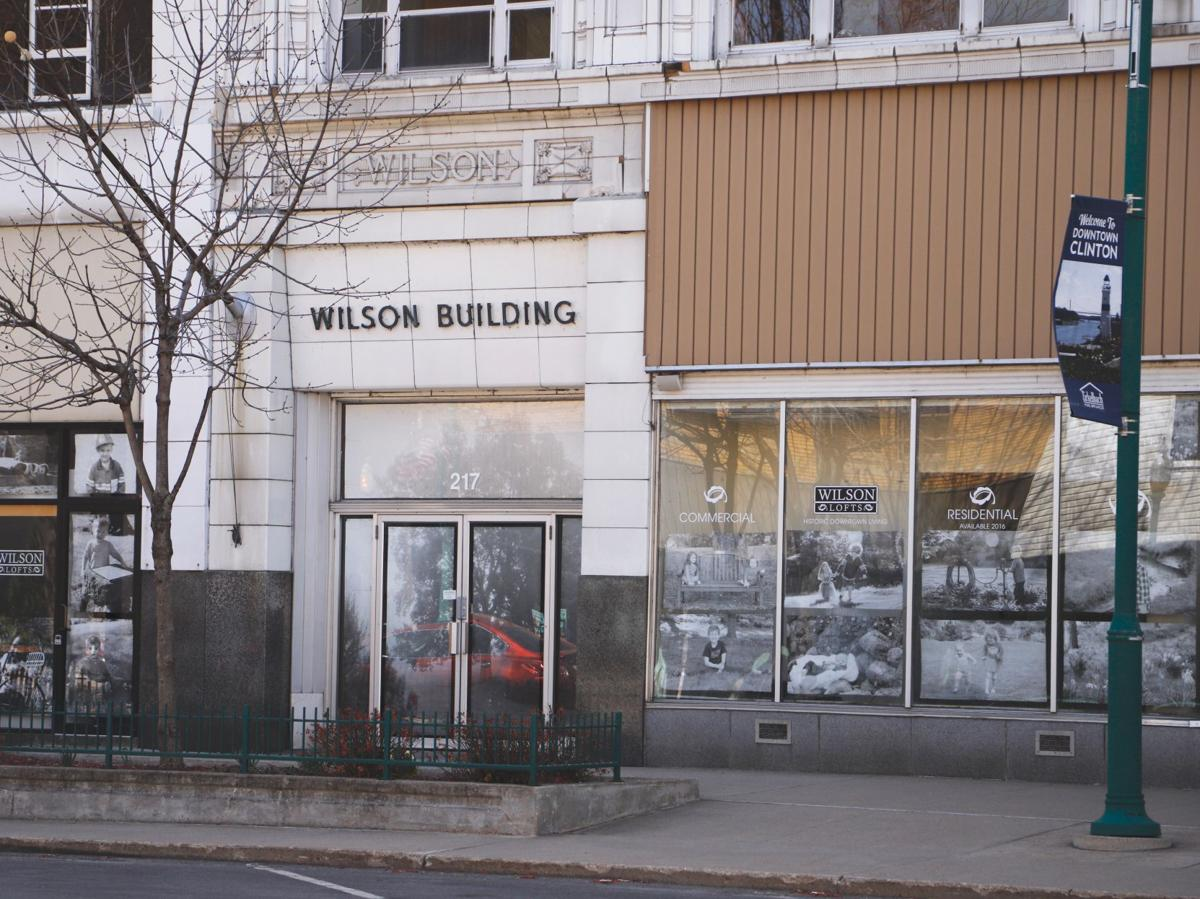 Wilson Building street door