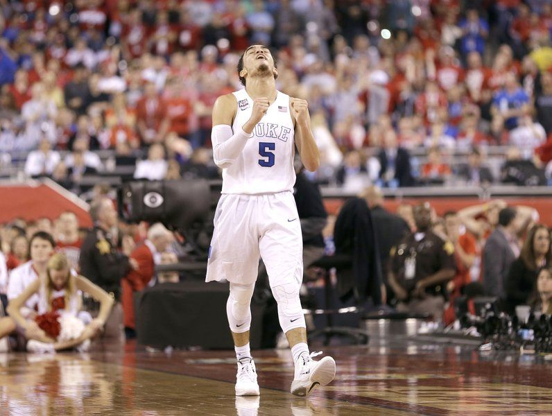 Badgers bedeviled by late Duke rally