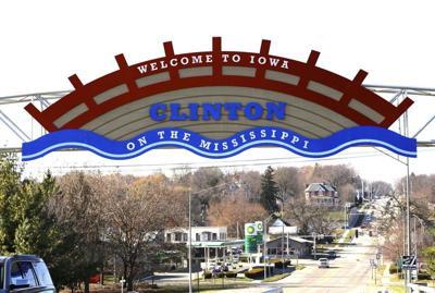 Clinton downtown project lands $100,000 grant