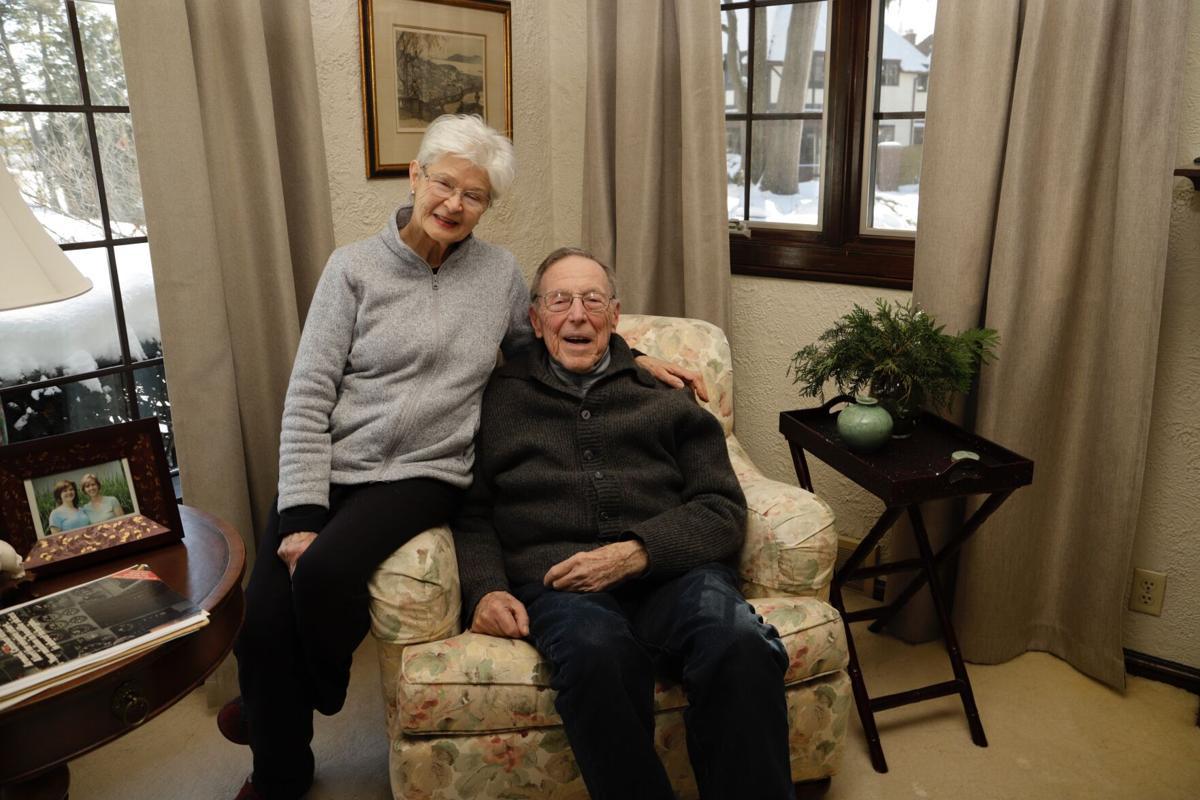Eda and Alan Lorenz