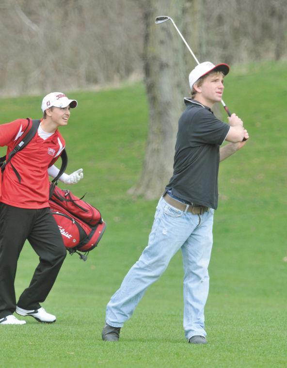 Big East golf