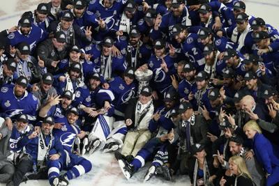 APTOPIX Stanley Cup Hockey
