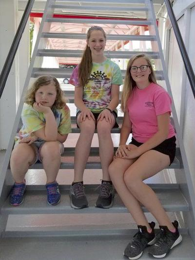 Local children gain experience on the Showboat