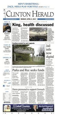 Jail info now digital | Local News | clintonherald com