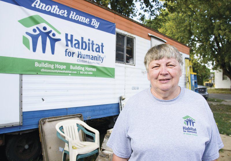 New president at local Habitat group