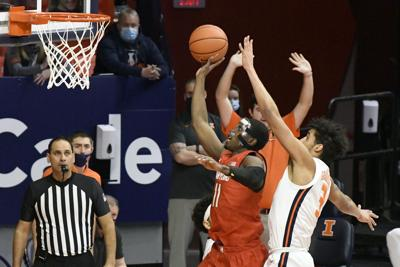 Maryland Illinois Basketball
