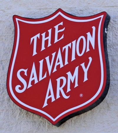 Thanks to all who support the Salvation Army