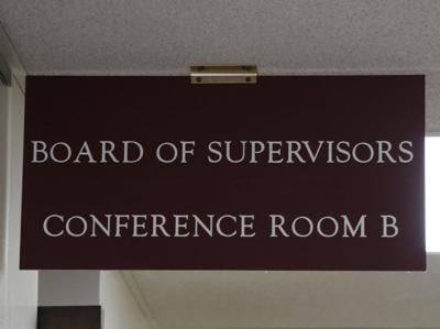 board of supervisors conference room