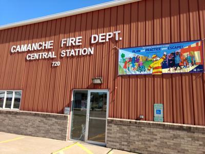 Camanche Fire Department