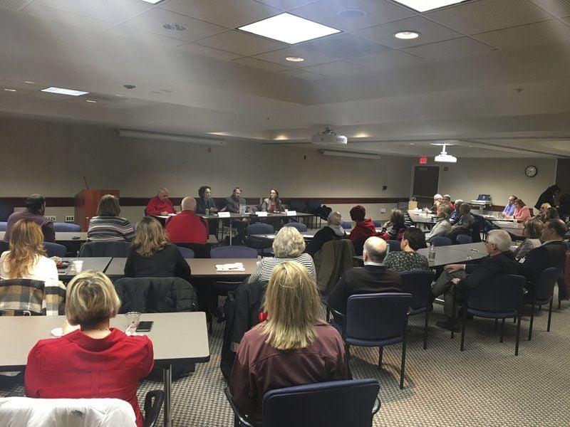 Water quality, voicing eastern Iowa's concerns on legislators' agendas