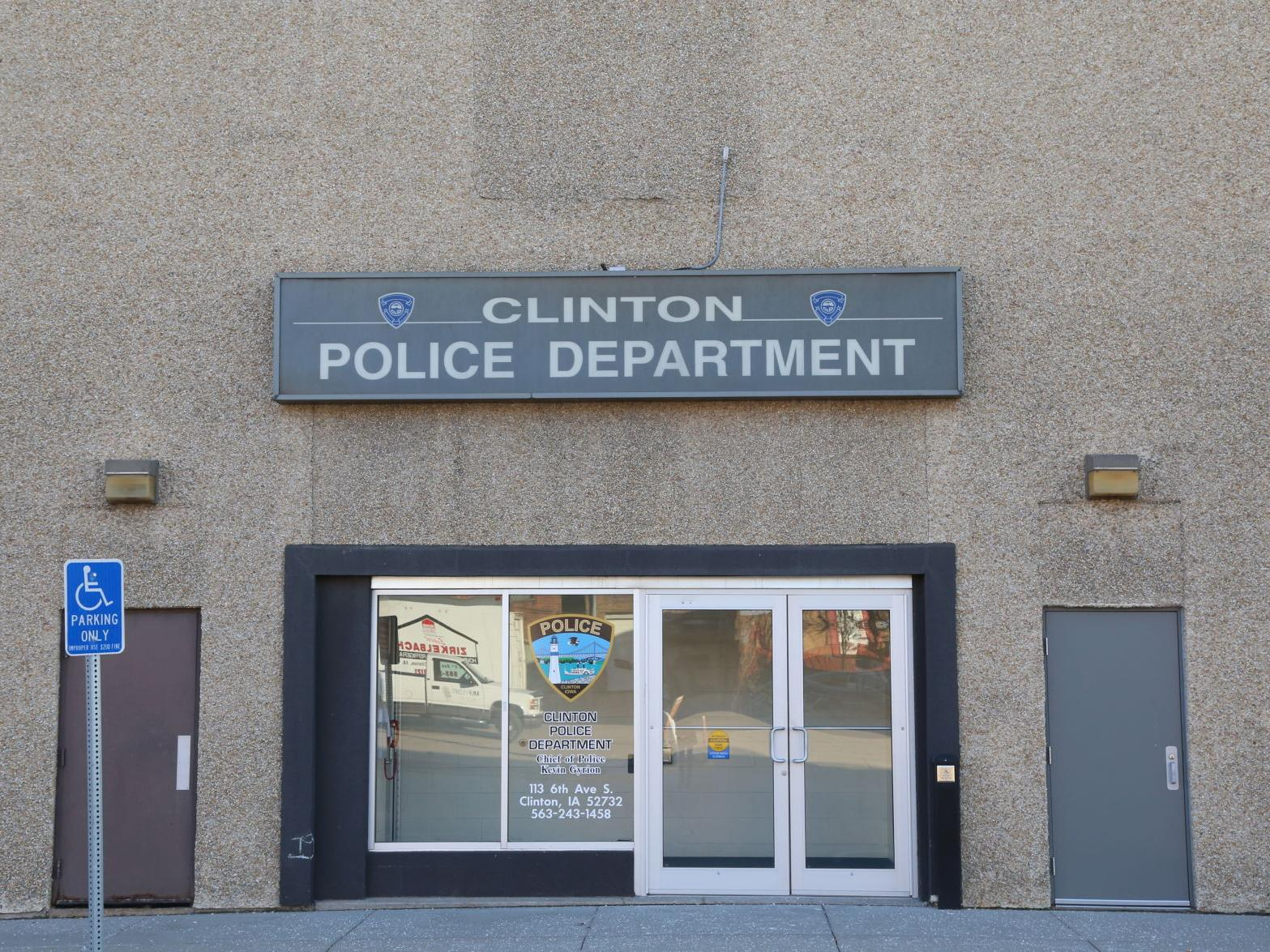 Clinton Police Reports Local News Clintonherald Com