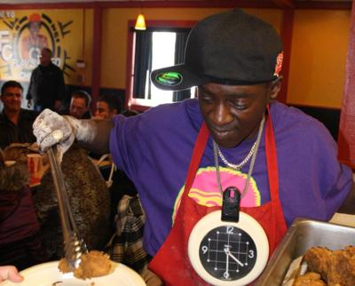 Flav's Fried Chicken officially opens | Archives