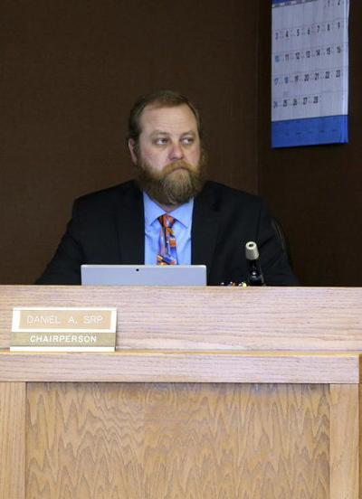 Clinton County Supervisor Chairman Dan Srp