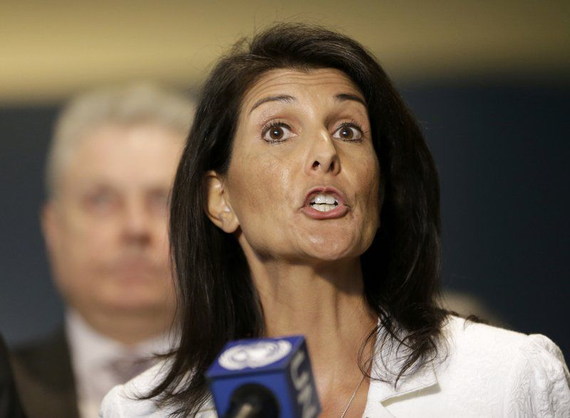 US ambassador says 'no love' in dealings with Russia