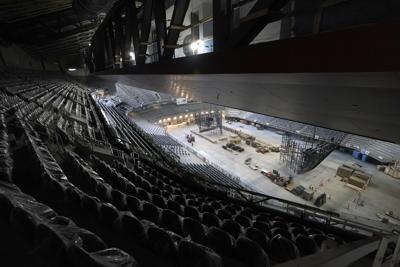 Kraken Arena Hockey
