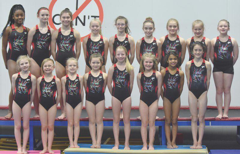 Great Gymnasts