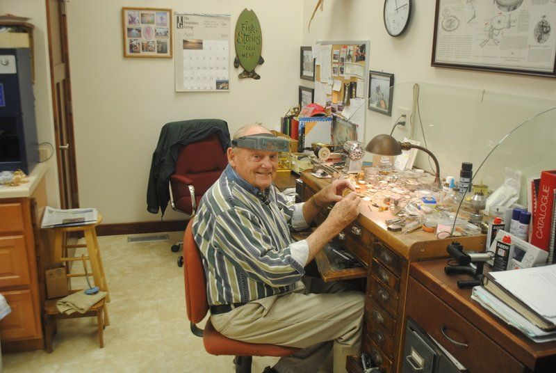 Bartels retires from jewelry business