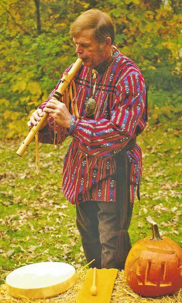 Miller program features Native American history