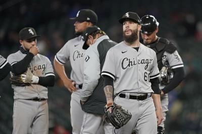 White Sox Mariners Baseball