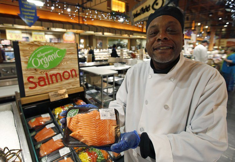 USDA sets standards for organic seafood raised in U.S.