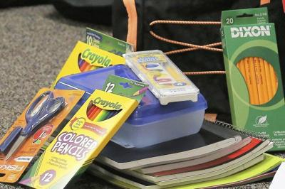Free school supplies available to low-income families