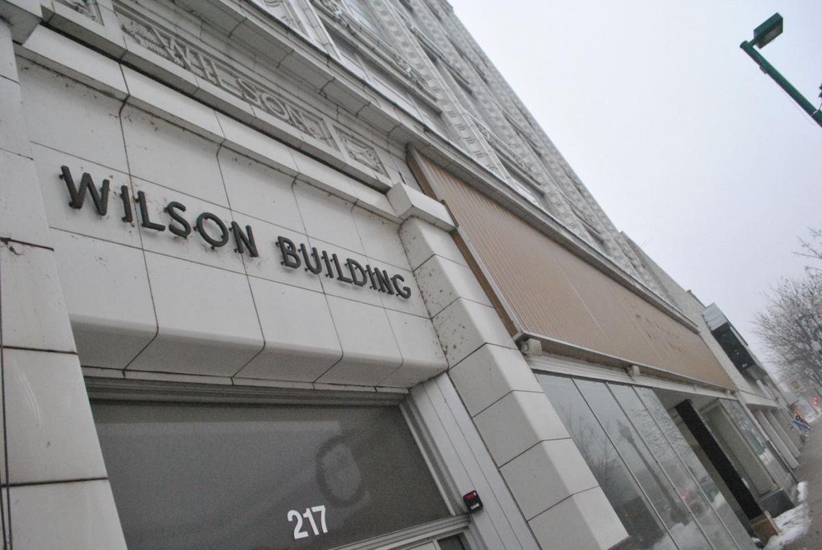 Wilson Building file photo