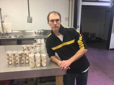 Snack creation turns into business opportunity