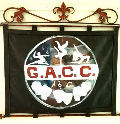 gateway area community center sign
