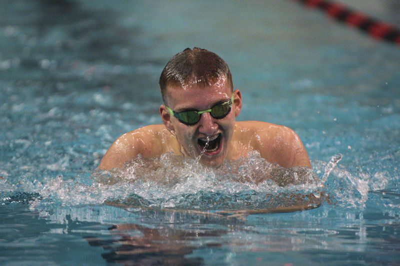 Swimming: Kings take positive steps
