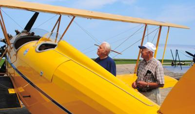 Taking Flight: Barnstormers make return trip to Clinton | Local News