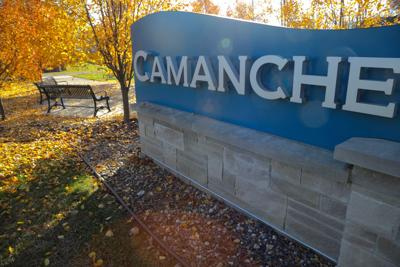 camanche sign, fall