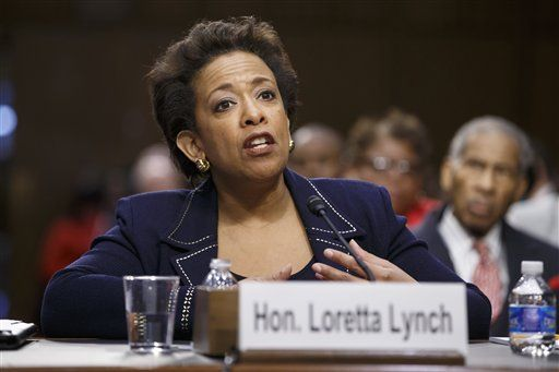 Loretta Lynch