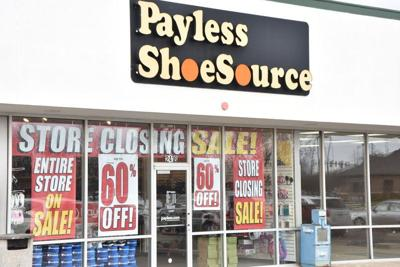 Clinton's Payless shoe store to close