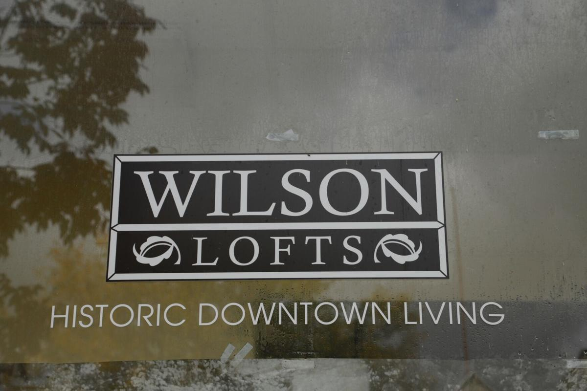 wilson lofts sign