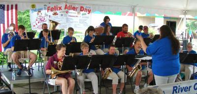 Municipal band begins practice May 10