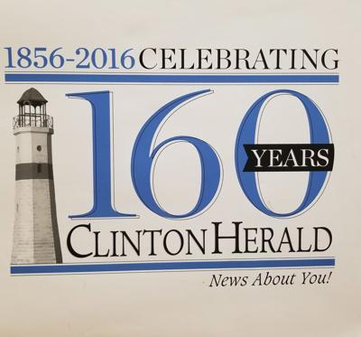 herald 160 years logo