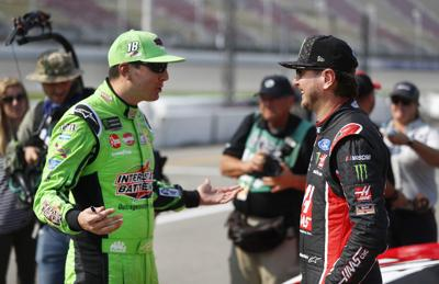 NASCAR Busch Brothers Auto Racing