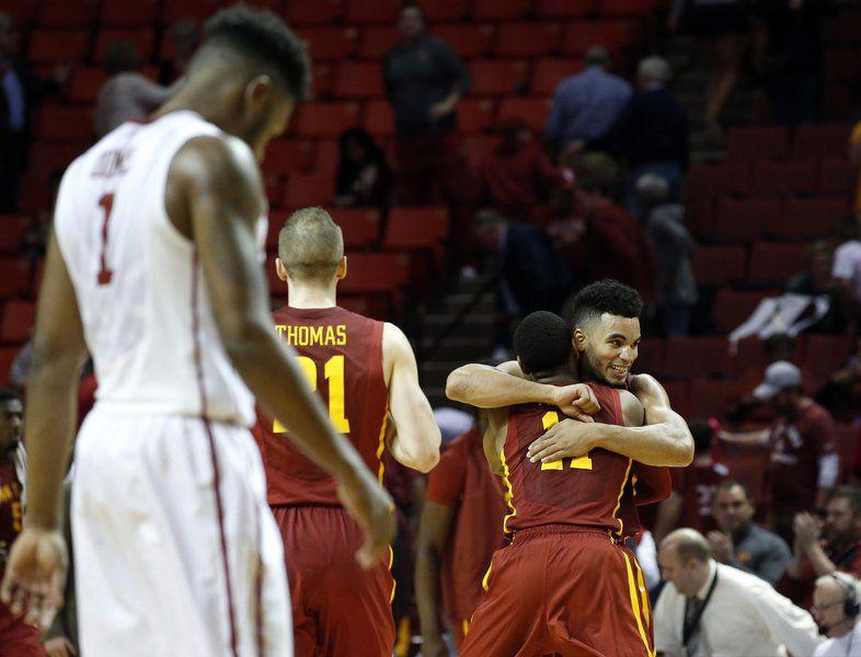 Big 12 hoops: ISU steals 2OT win